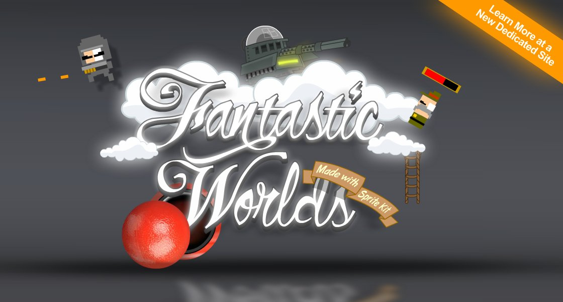 Click to view The Fantastic Worlds iOS Starter Kit for Role Playing Games!
