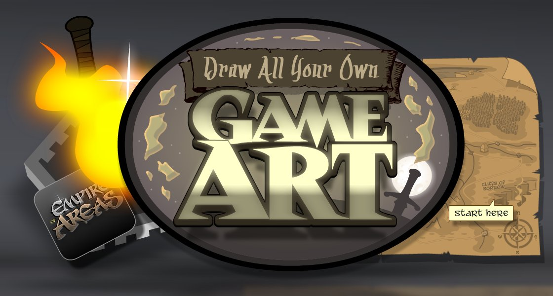 Click to view Draw Your Own Game Art with Adobe Flash