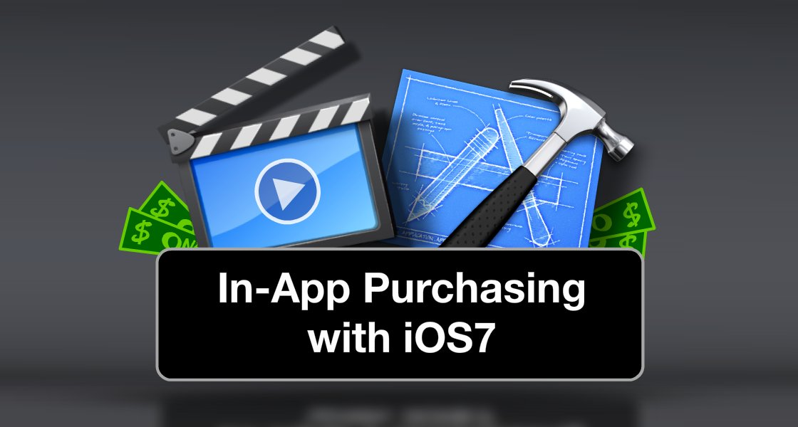 Click to view In App Purchasing with iO7