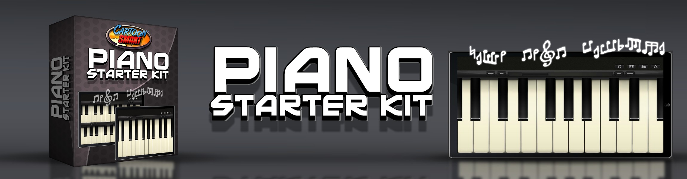 Click to view Piano iOS Starter Kit