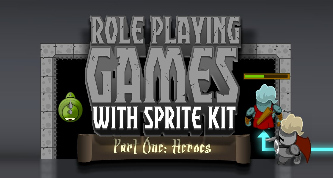Click to view Program Role Playing Games with Sprite Kit and Xcode 5