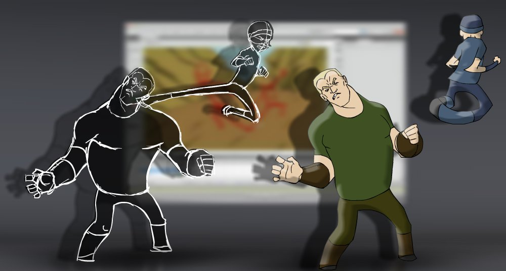 Click to view Tradigital Animation - Fight Scenes