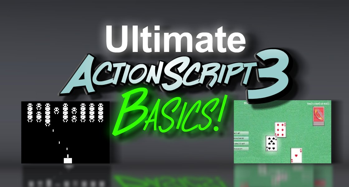 Click to view Ultimate Actionscript 3 Basics Tutorial