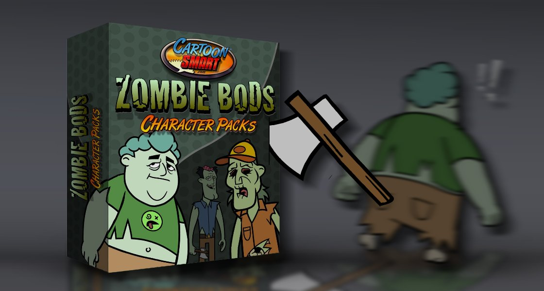 Click to view Zombie Bods Royalty Free Art Collection
